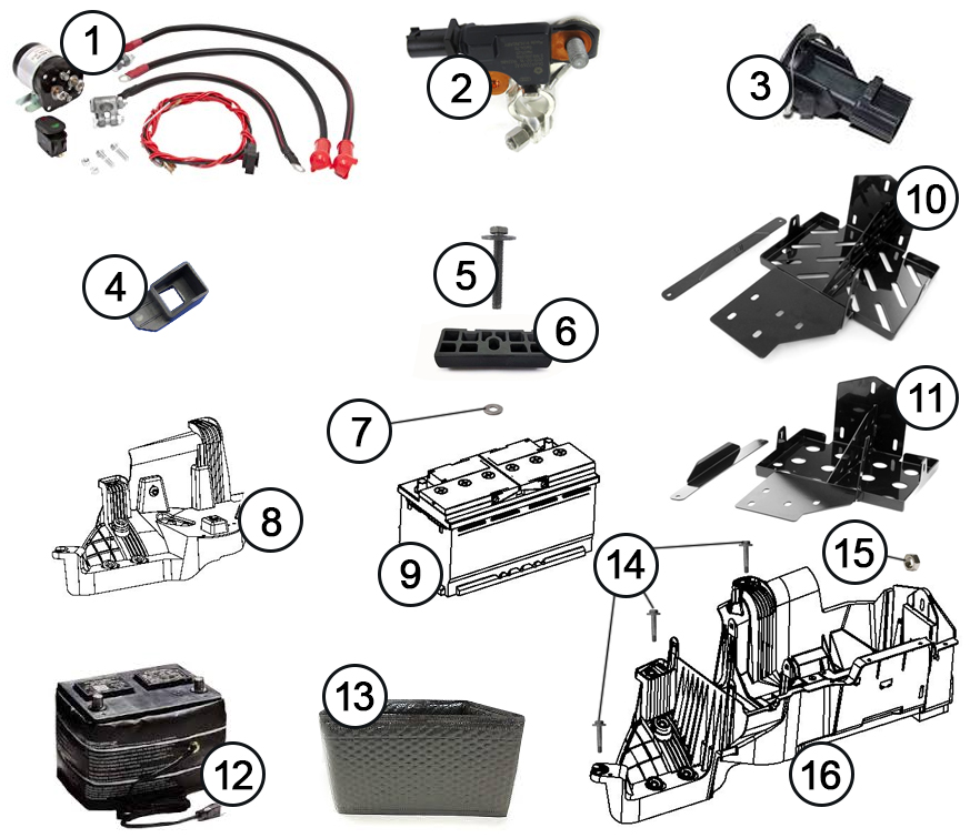 Wondrous Battery Diagram For Jeep Wrangler Jk 2007 2017 Wiring Cloud Hisonuggs Outletorg