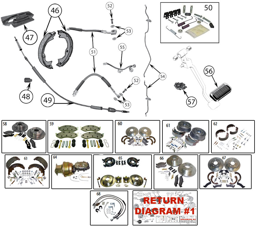 Brake Diagram For Jeep Wrangler Tj  Continued