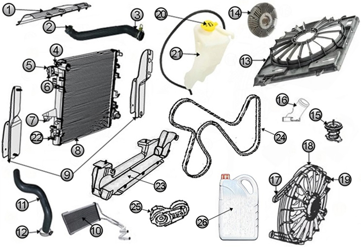Diagrams For Jeep :: Cooling System :: Jeep Wrangler :: Wrangler JK &  Unlimited 07-16somarmotor.com