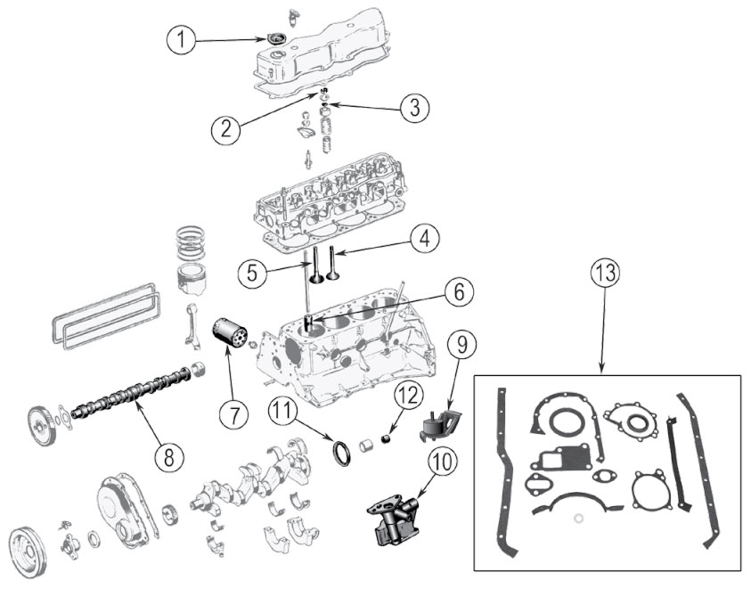 diagrams for jeep engine parts gm 2 5l 4 151 engine rh somarmotor com