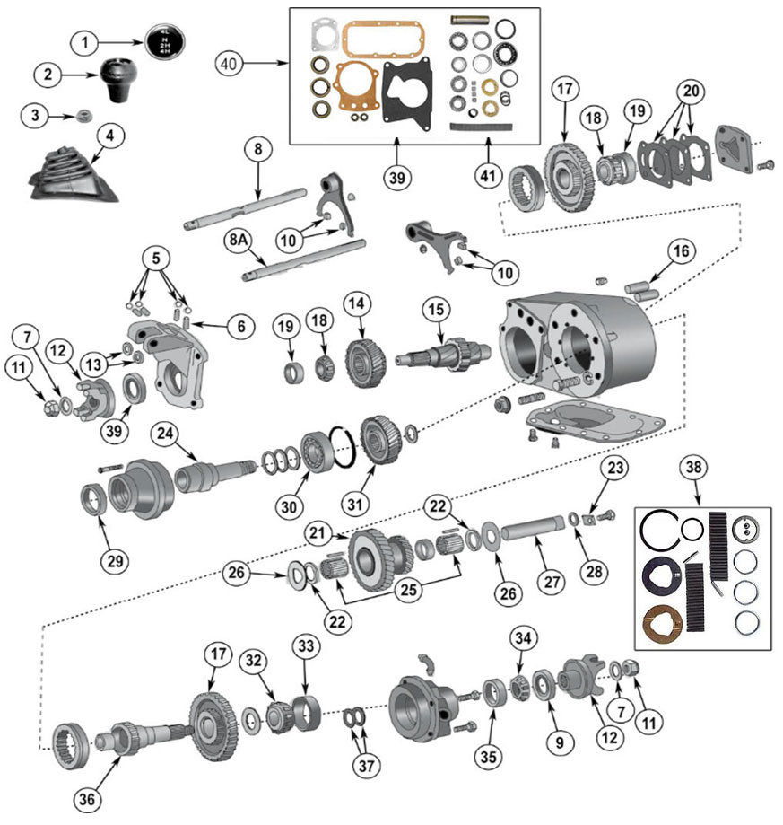 Dana 300 Exploded View Diagram The Is Found In 19801986 Usb Switch Circuit Nonstopfree Electronic Circuits Project Diagrams For Jeep Transfer Parts Case Vintage Rh Somarmotor Com