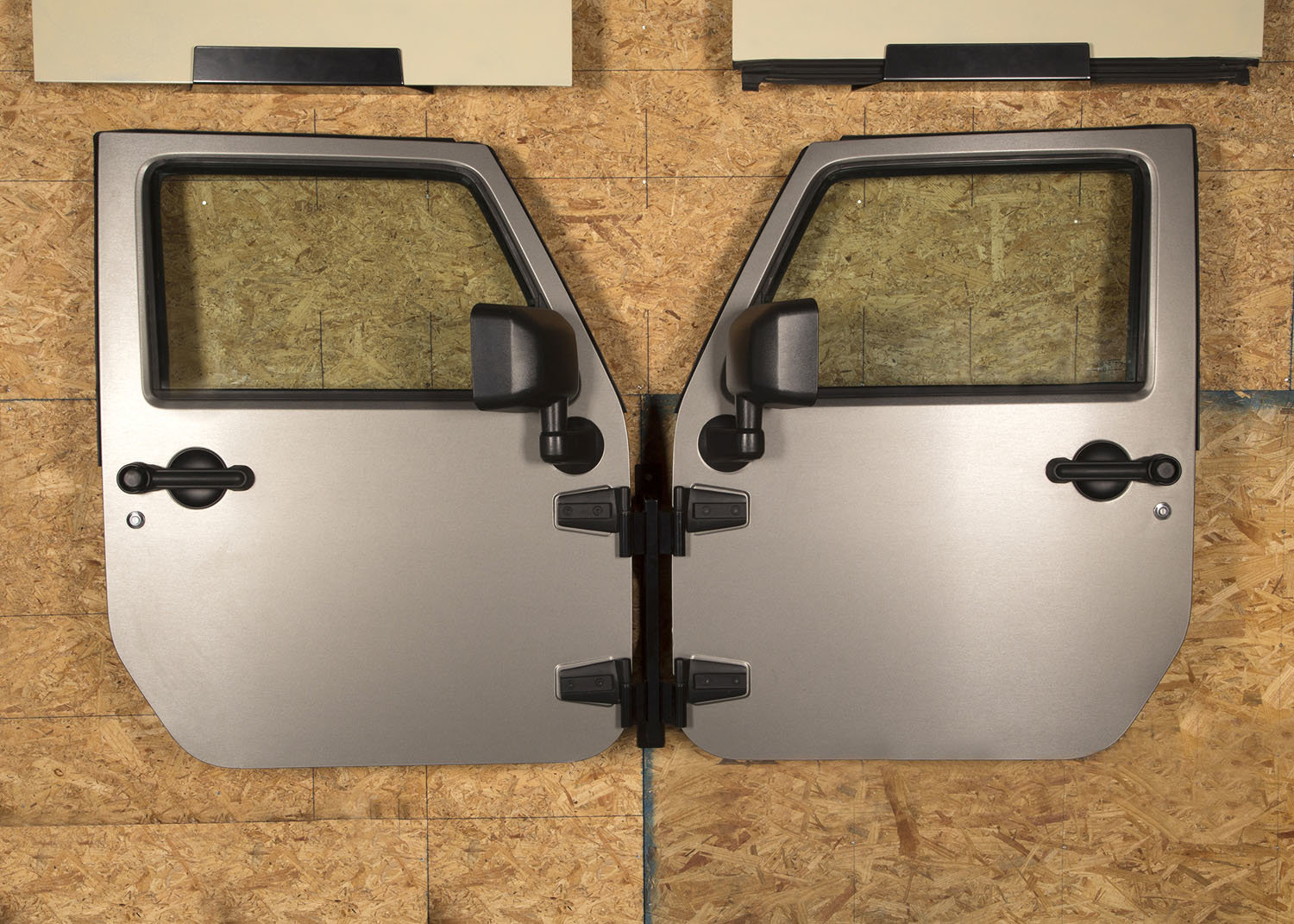 Jeep Door View Choose Your Wrangler Jl 2018 Up Parts Rugged Ridge Wall Mount Holders Unlimited